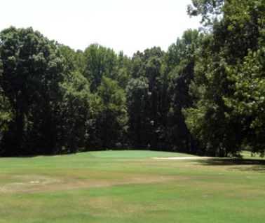 Davy Crockett Golf Course,Memphis, Tennessee,  - Golf Course Photo