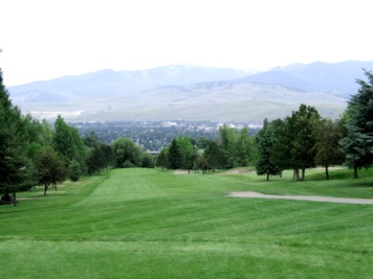 Highlands Golf Club, The, Missoula, Montana, 59803 - Golf Course Photo