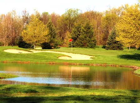 Golf Course Photo, Foxfire Golf Club, The Players Club, Lockbourne, 43137