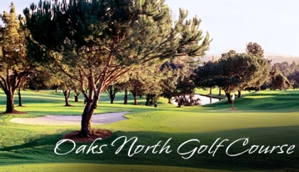 Oaks North Golf Course,San Diego, California,  - Golf Course Photo