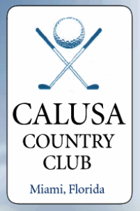 Golf Course Photo, Calusa Country Club, CLOSED 2011, Miami, 33186