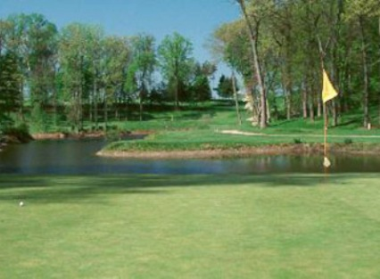 Indian Lake Hills Golf Course, Eau Claire, Michigan, 49111 - Golf Course Photo