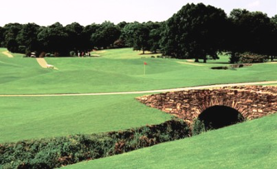 Golf Course Photo, North Fulton Golf Course, Atlanta, 30342
