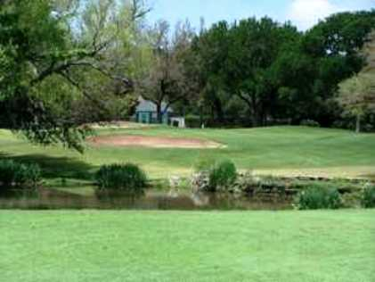 Quicksand At Woodcreek,Wimberley, Texas,  - Golf Course Photo