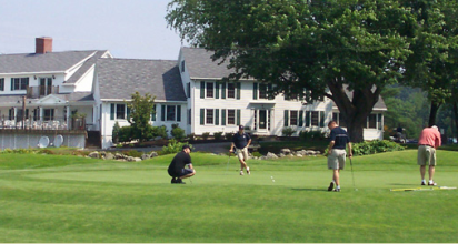 Juniper Hill Golf Course -Lakeside,Northborough, Massachusetts,  - Golf Course Photo