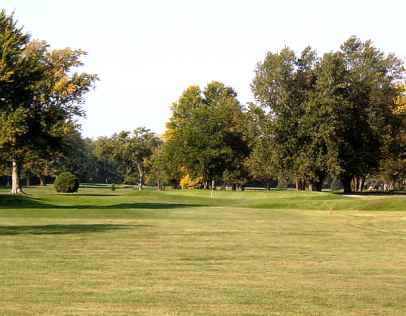 Golf Course Photo, Indian Ridge Country Club, Hobart, 46342