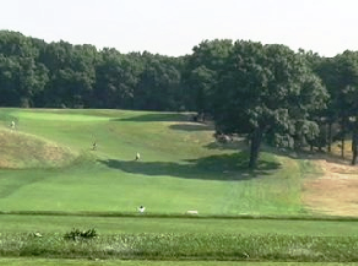 Bethpage State Park -The Red,Farmingdale, New York,  - Golf Course Photo