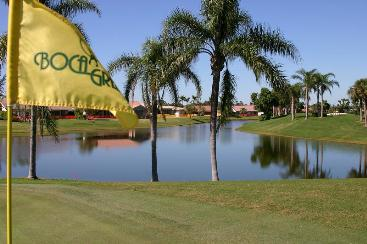Boca Greens Country Club, Boca Raton, Florida, 33498 - Golf Course Photo