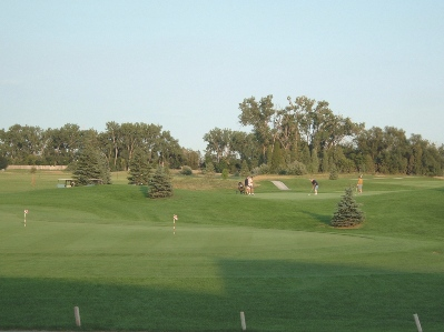 Prairie West Golf Course,Mandan, North Dakota,  - Golf Course Photo
