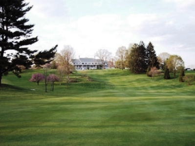 Greenwich Country Club,Greenwich, Connecticut,  - Golf Course Photo