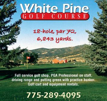 Golf Course Photo, White Pine Golf Course, East Ely, 89301