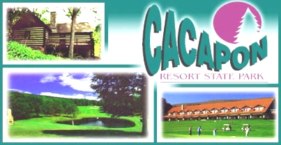 Cacapon Resort State Park,Berkeley Springs, West Virginia,  - Golf Course Photo