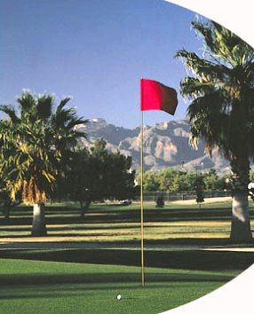 Golf Course Photo, El Rio Trini Alvarez Municipal Golf Course, Tucson, 85745