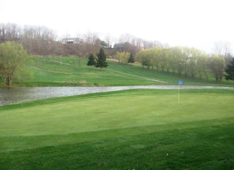 Golf Course Photo, Green Valley Golf Club, New Philadelphia, 44663