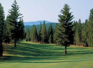 Golf Course Photo, Bailey Creek Golf Course, Lake Almanor, 96317