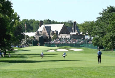 Winged Foot Golf Club, West,Mamaroneck, New York,  - Golf Course Photo
