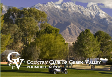 Country Club Of Green Valley,Green Valley, Arizona,  - Golf Course Photo