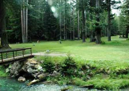 Golf Course Photo, Brooktrails Golf Course, Willits, 95490