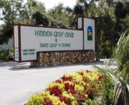 Hidden Golf Club, Lake Henry Golf Club,Winter Haven, Florida,  - Golf Course Photo