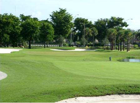 Pembroke Lakes Golf & Racquet Club, Pembroke Pines, Florida, 33026 - Golf Course Photo