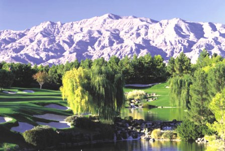 Shadow Creek Golf Course,North Las Vegas, Nevada,  - Golf Course Photo