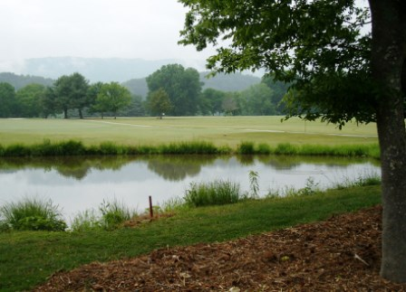 Moccasin Bend Golf Club, Chattanooga, Tennessee, 37405 - Golf Course Photo