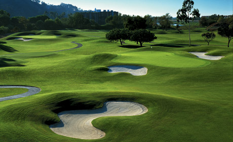 Golf Course Photo, Riverwalk Golf Club, San Diego, 92108