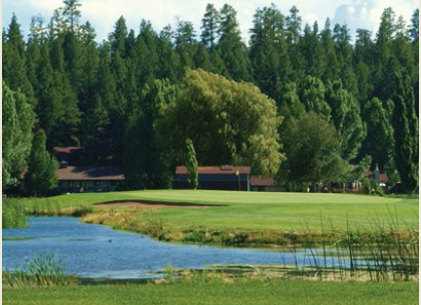Pinewood Country Club,Munds Park, Arizona,  - Golf Course Photo