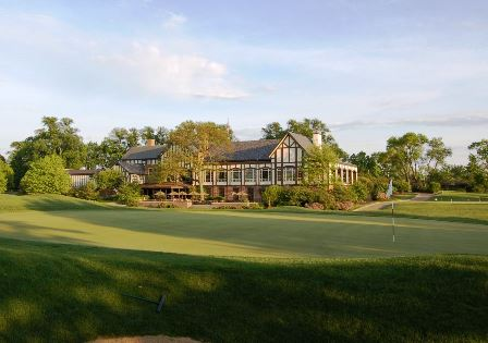 Hinsdale Golf Club,Clarendon Hills, Illinois,  - Golf Course Photo