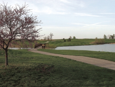 Heritage Park Golf Course, Olathe, Kansas, 66062 - Golf Course Photo