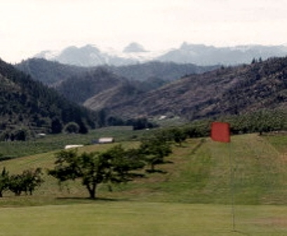 Golf Course Photo, Mount Cashmere Golf Course, Cashmere, 98815