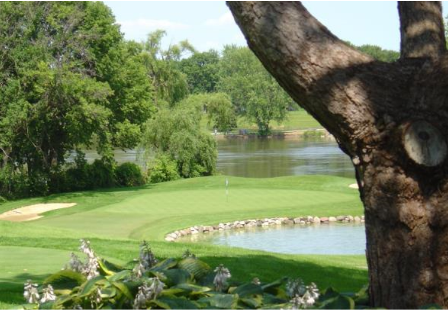 Rockford Country Club, Rockford, Illinois, 61103 - Golf Course Photo