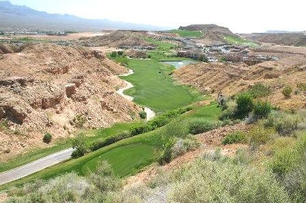 Golf Course Photo, Oasis Golf Club, The Palmer Course, Mesquite, 89027
