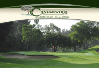 Golf Course Photo, Candlewood Country Club, Whittier, 90604
