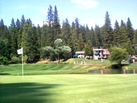 Golf Course Photo, Sequoia Woods Country Club, Arnold, 95223