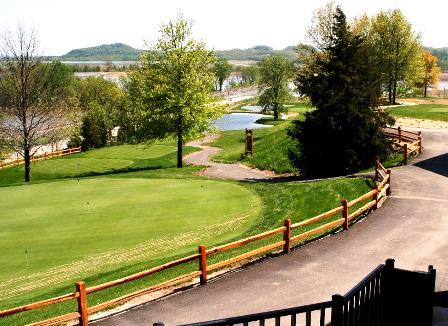 Eagles Bluff Golf Course,Clarksville, Missouri,  - Golf Course Photo