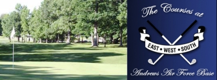Andrews AFB Golf Course -East,Andrews AFB, Maryland,  - Golf Course Photo