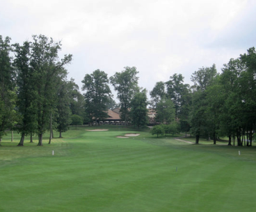 Golf Course Photo, Raintree Country Club, Uniontown, 44685