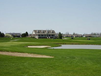Celina Lynx Golf Course | Foxs Den Golf Club, Celina, Ohio, 45822 - Golf Course Photo