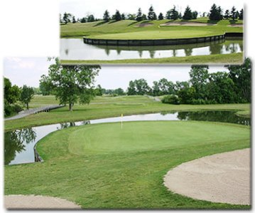 Hickory Creek Golf Course,Superior Twsp, Michigan,  - Golf Course Photo