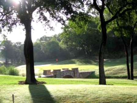Crystal Falls Golf Course, Leander, Texas, 78641 - Golf Course Photo