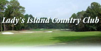 Ladys Island Country Club, The Pines,Beaufort, South Carolina,  - Golf Course Photo