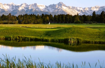 Golf Course Photo, Divide Ranch Golf Club | Divide Ranch Golf Course, Ridgway, 81432