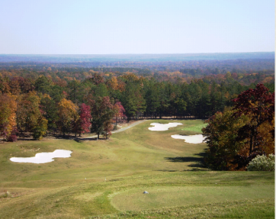 Golf Course Photo, Hickory Ridge Golf Club, CLOSED 2012, Meansville, 30256