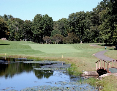 Golf Course Photo, Shuttle Meadow Country Club, Kensington, 06037