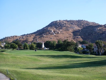 Moreno Valley Ranch Golf Club, CLOSED 2015, Moreno Valley, California, 92555 - Golf Course Photo