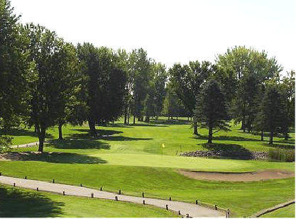 Golf Course Photo, Princeton Golf Club, Princeton, 55373