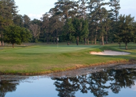 Golf Course Photo, Tomball Country Club, Tomball, 77375