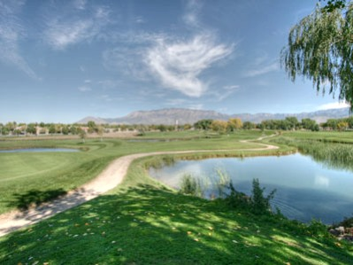Arroyo Del Oso Golf Course - Championship, Albuquerque, New Mexico, 87109 - Golf Course Photo