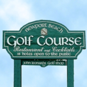 Golf Course Photo, Newport Beach Golf Course, Newport Beach, 92660